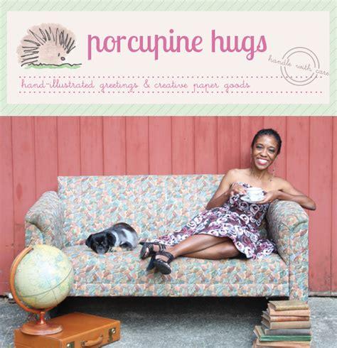 Handmade Hugs - handmade shop porcupine hugs oh my handmade