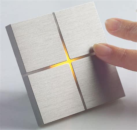 Flip Free Light Touch Switch L Sensor Dimmer Led Bathroom Touch Sensitive Light Switch