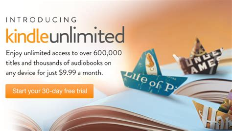 amazon unlimited books amazon com launches kindle unlimited ebooks and audiobooks