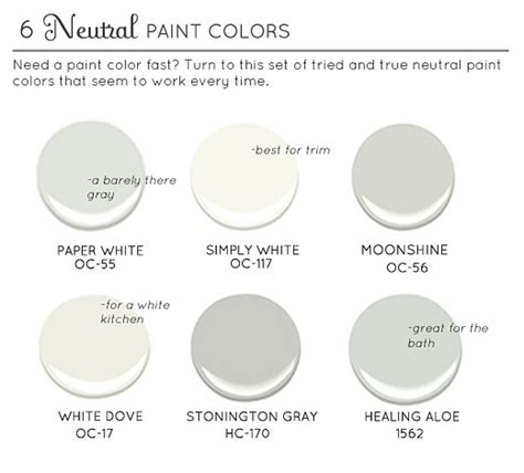 color palettes paint colors on benjamin paint colors and neutral paint colors