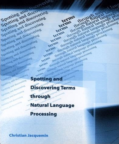libro lingo a language spotters spotting and discovering terms through natural language processing the mit press