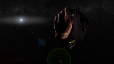 new horizons new horizons team selects potential kuiper belt flyby target