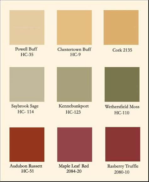 benjamin moore historical paint colors benjamin moore historical colors bing images