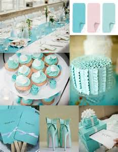 Tiffany Blue Wedding Color Ideas