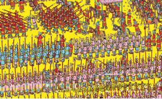 where s about where s waldo all about the life of waldo