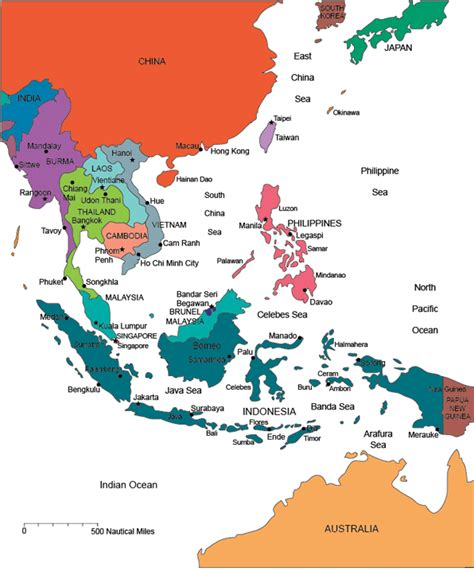 east asia and southeast asia map cidkev south east asia map outline