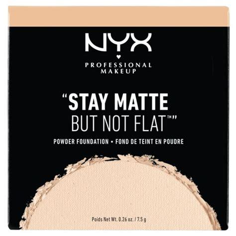 Nyx Stay Matte Powder Foundation nyx professional makeup stay matte powder foundation