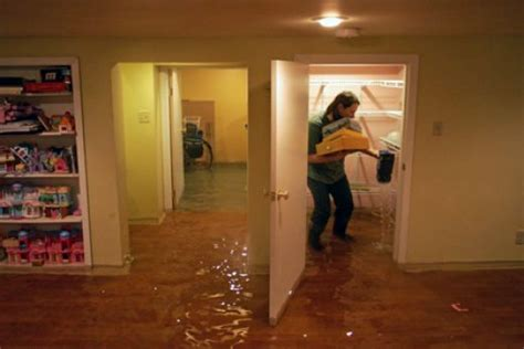 my basement flooded what do i do how to diagnose and remedy basement flooding problems