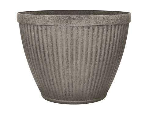 Hdr Planter by Hdr 20 5 Quot Westland Planter Galvanized Southern Patio