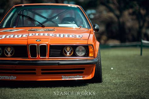 100 Years of BMW   The Group A BMW 635CSi   StanceWorks