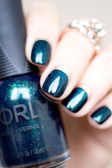 stunning emerald green polishes   christmas