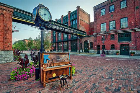 Report Street Light Out Distillery District Is Getting A Huge Street Festival This