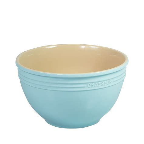 L Bowl by New Chasseur La Cuisson Mixing Bowl 24cm 3 5l Duck Egg