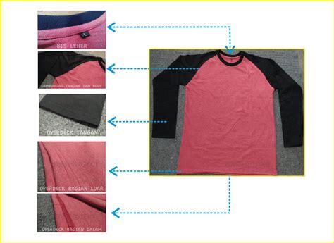 Kaos Wanita Poloshirt Tangan Panjangkaos Polo Shirt Wanita kaos raglan polos kaos 3 4 raglan sleeve