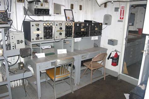 the radio room chart room and radio room