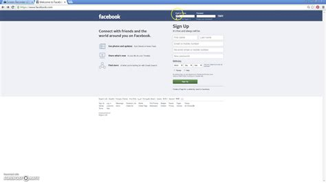 fb login on mobile fb login mobile www