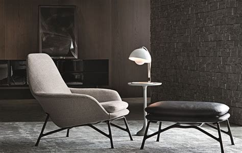 prince chair  footstool  minotti furniture pinterest prince chairs  interieur