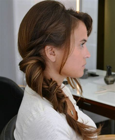 everyday hairstyles for very long hair 16 side braid hairstyles pretty long hair ideas styles