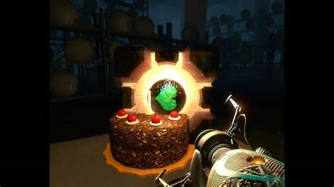 the cake room portal getting to the cake room and back without cheats