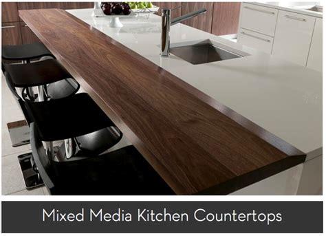 roundup mixed media kitchen countertops curbly