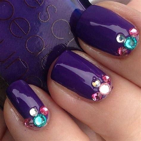 purple nail beds 25 best ideas about purple nail beds on pinterest gel