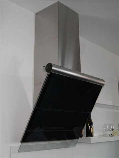 Smeg KTS75NC Kitchen Extractor Hood   contemporary kitchen