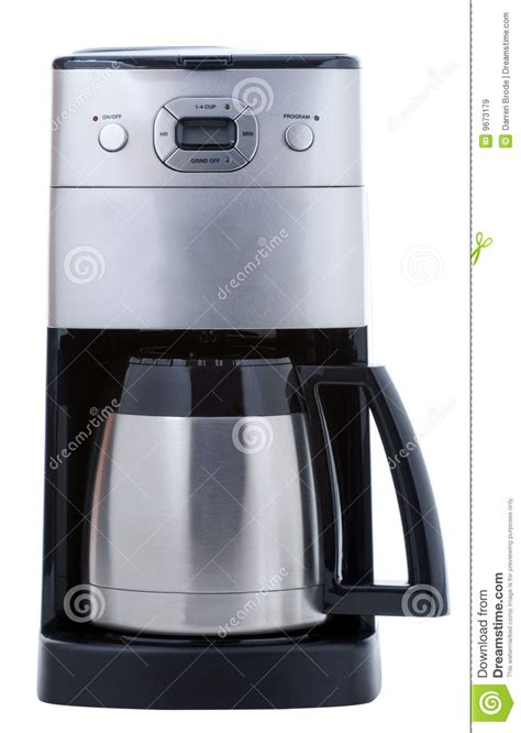 moderne kaffeemaschine moderne kaffeemaschine lizenzfreie stockbilder bild 9673179