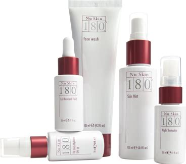 Promo 180 System Cell Renewal Fluid skinlovers nsedreams nu skin 180 176