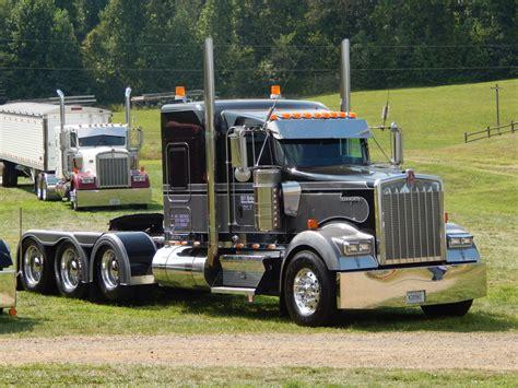 kenworth heavy haul for kenworth custom w900l heavy haul trucks 2 pinterest