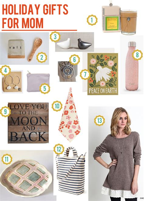 christmas gifts for mom holiday gift guide for moms