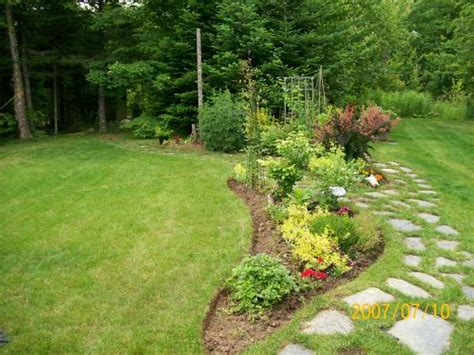 landscaping ideas for big backyards triyae large backyard garden ideas various design