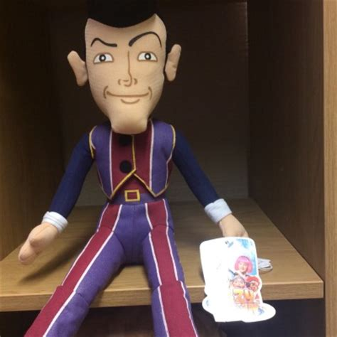 Rotten Robbie Gift Card - bnwt official lazy town robbie rotten large soft toy 17 quot 43cm new gift toy ebay