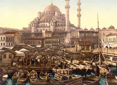 si鑒e de constantinople file flickr trialsanderrors yeni cami and emin 246 n 252