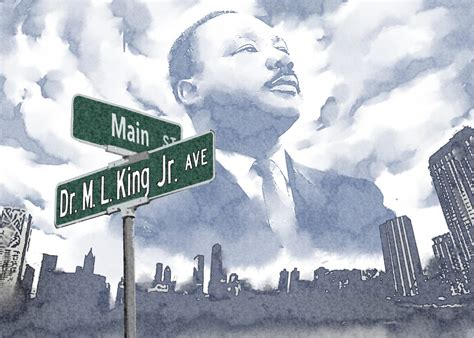 streets    martin luther king jr