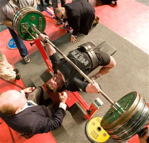 perfect bench press the perfect bench press routine