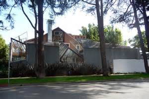 Dutch Colonial House Style Gehry House Los Angeles Conservancy