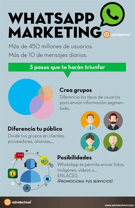 tutorial whatsapp marketing whatsapp marketing infografia infographic marketing