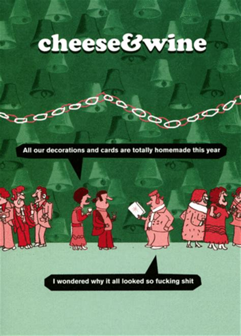 party themes rude rude christmas cards by modern toss very funny comedy