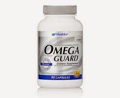 Minyak Ikan Omega Guard Shaklee permatahati testimoni keberkesanan omega guard yang berjaya dikesan