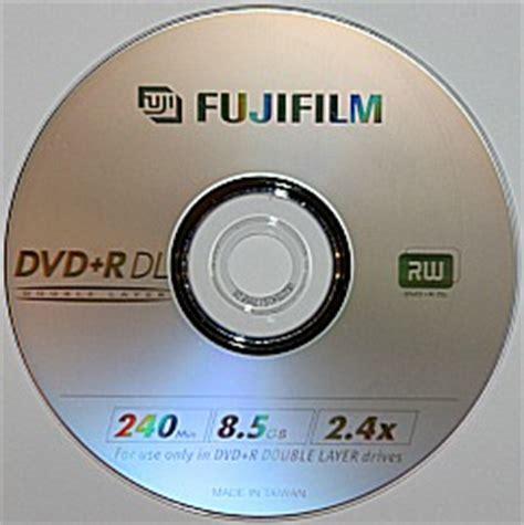 Cddvd Original Fahrenheit Two Sided dual layer dvd or dvd r dl dual layer media