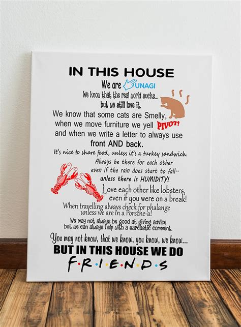 In This House We Do by In This House We Do F R I E N D S Terriblefacebookmemes
