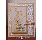 Cards I Made At The August Stampin' Up Stamp Camp  Stephanies
