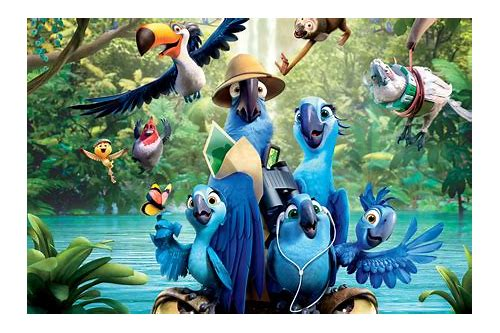 download rio 2 full movie for mobile