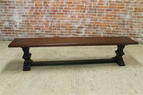 trestle table with bench venetian trestle table with matching bench lake and