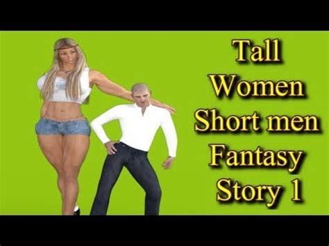 short men mgtow youtube tall women short men fantasy story 1 youtube