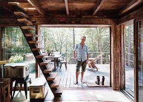 Simple Silo Builder Fashion Stylist Scott Newkirk Goes Unplugged In His 14