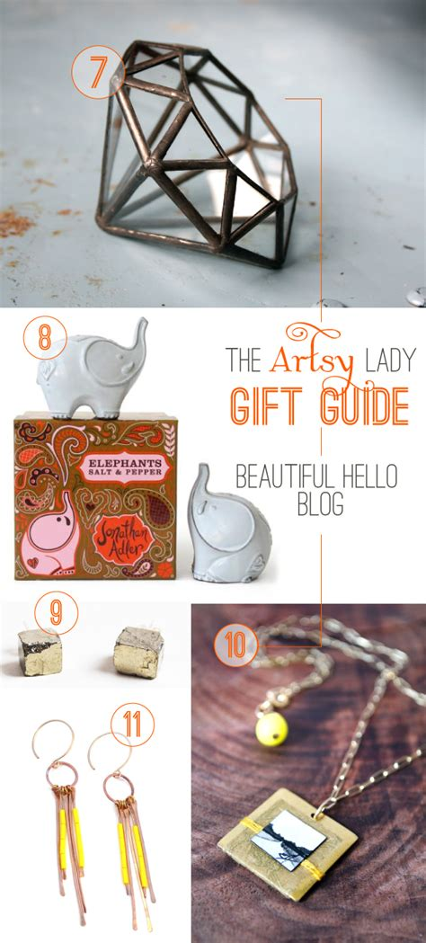 the artsy lady beautiful hello holiday gift guide