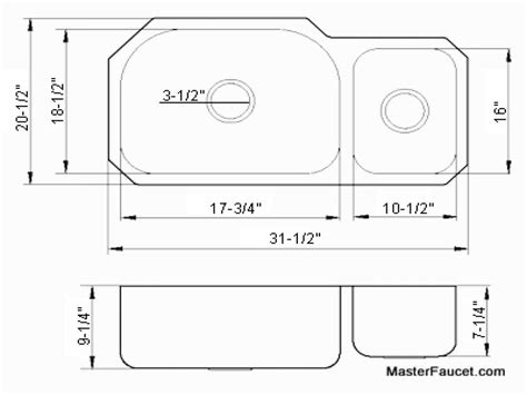 standard kitchen sink depth standard kitchen sink size and depth inspirations images