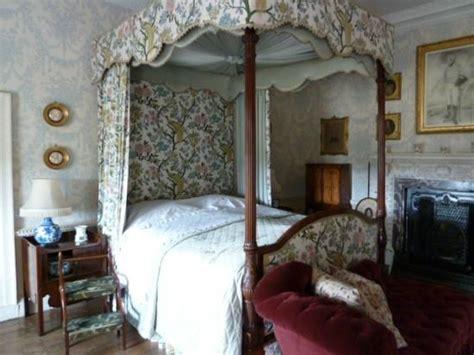 saltram national trust bedroom  saltram interior