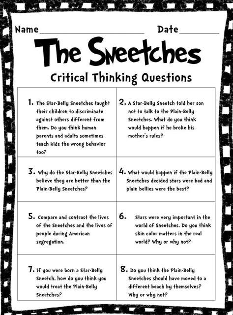 best 25 critical thinking activities ideas on pinterest